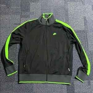 Nike size Large warmup jacket